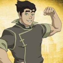 Il personaggio di Bolin, della prima stagione della serie animata La leggenda di Korra
