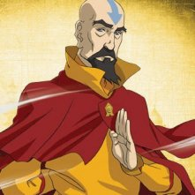 Il personaggio di Tenzin, della prima stagione della serie animata La leggenda di Korra