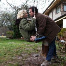 L'innocenza di Clara: Chiara Conti e Alberto Gimignani innamorati in una scena
