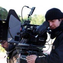 L'innocenza di Clara: il regista Toni D'Angelo sul set del film
