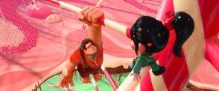 Ralph Spaccatutto: una coloratissima immagine del film