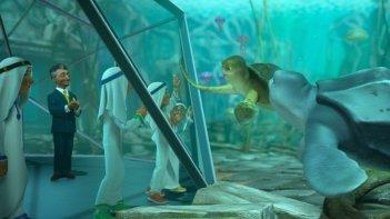 Sammy 2 - La grande fuga: un'immagine tratta dal film