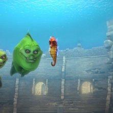 Sammy 2 - La grande fuga: un'immagine tratta dal film d'animazione in 3D