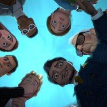 Sammy 2 - La grande fuga: una buffa scena di 'umani' tratta dal film