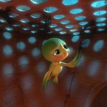 Sammy 2 - La grande fuga: una scena del film in 3D diretto da Ben Stassen