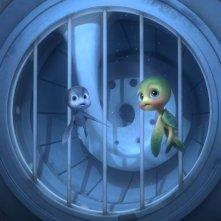 Sammy 2 - La grande fuga: una scena tratta dal film d'animazione in 3D