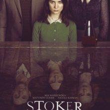Stoker: una nuova locandina