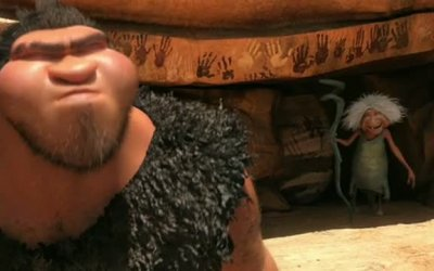 Trailer 2 - The Croods