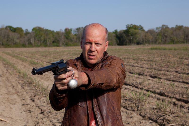 Bruce Willis In Una Scena Di Looper Nei Panni Di Old Joe 260705
