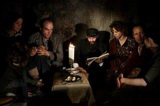 In Darkness: una scena del film incentrato sulla deportazione degli ebrei in Polonia