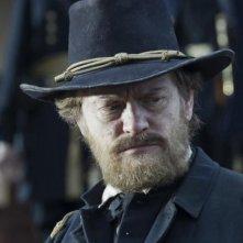 Lincoln: Jared Harris nei panni del Tenente Ulysses S. Grant in una scena