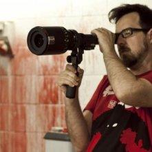 Rec 3 - La genesi: il regista Paco Plaza sul set