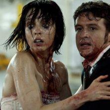 [REC]³ Génesis: Leticia Dolera e Diego Martin in una drammatica scena del film