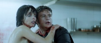 [REC]³ Génesis: Leticia Dolera insieme a Diego Martin in una drammatica scena del film