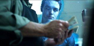 The Ghostmaker: Aaron Dean Eisenberg in versione fantasma in una scena del film