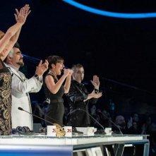 X Factor 6: i quattro giudici del talent nella prima finale