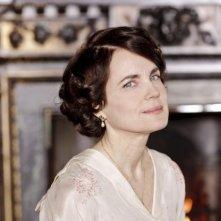 Downton Abbey: Elizabeth McGovern in una foto promozionale della serie
