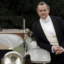 Downton Abbey: Hugh Bonneville in una foto promozionale della serie