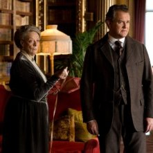 Downton Abbey: Maggie Smith ed Hugh Bonneville nello speciale natalizio 2011