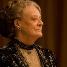 Downton Abbey: Maggie Smith nello speciale natalizio 2011