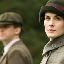 Downton Abbey: Michelle Dockery nello speciale natalizio 2011