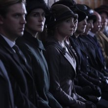 Downton Abbey: una scena dello speciale natalizio 2011