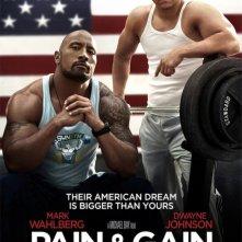 Pain and gain: ecco il nuovo poster del film di Michael Bay