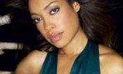 Gina Torres fashionista in Castle - Detective tra le righe