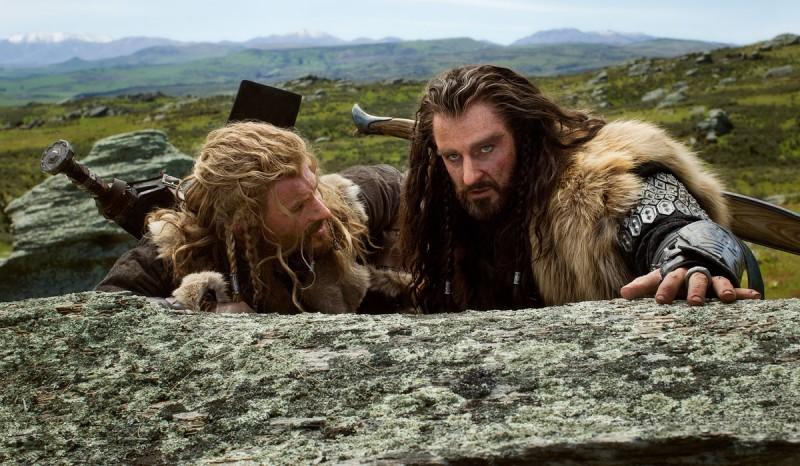 Dean O Gorman E Richard Armitage In Una Scena De Lo Hobbit Un Viaggio Inaspettato 260870