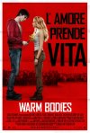 Warm Bodies: la locandina italiana del film