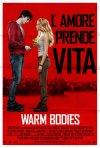 Warm Bodies: la locandina italiana del film