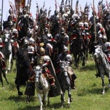 11 settembre 1683: una scena del film di Renzo Martinelli sull'epica battaglia di Vienna