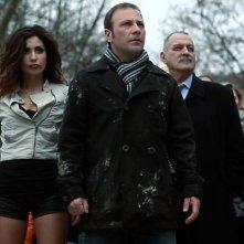 12 12 12: Mariangela Argentino, Raf Grande, Massimo Bosso e Franco Bampi in una scena del film