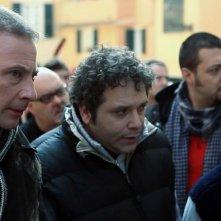 12 12 12: Raf Grande, Enzo Paci e Matteo Lo Piccolo in una scena del film