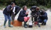 Colpi di fulmine, Neri Parenti e Christian De Sica ridono di cuore