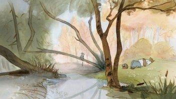Ernest & Celestine: una immagine tratta dal cartoon francese