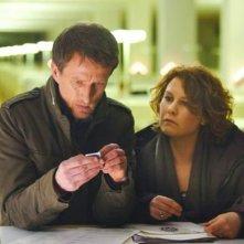 L'ipnotista: Tobias Zilliacus ed Eva Melander in una scena del film
