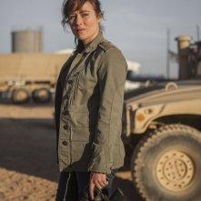 Operazione Zero Dark Thirty: Jennifer Ehle in una scena del film