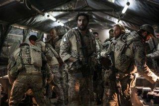 Operazione Zero Dark Thirty: una scena del film
