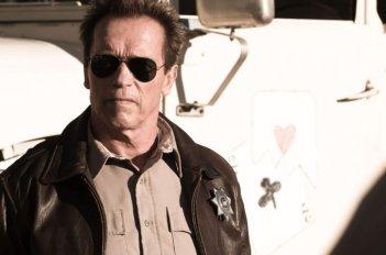 The Last Stand - L'ultima sfida: Arnold Schwarzenegger in una scena