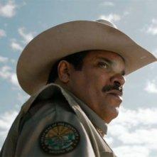The Last Stand - L'ultima sfida: Luis Guzmán in una scena del film
