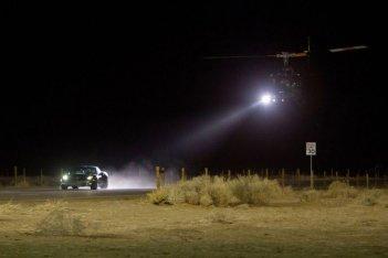 The Last Stand - L'ultima sfida: una scena notturna d'azione tratta dal film