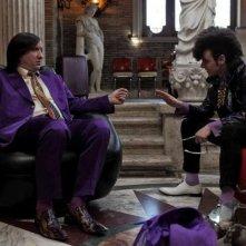 Tutto tutto niente niente: Antonio Albanese e Davide Giordano in una scena