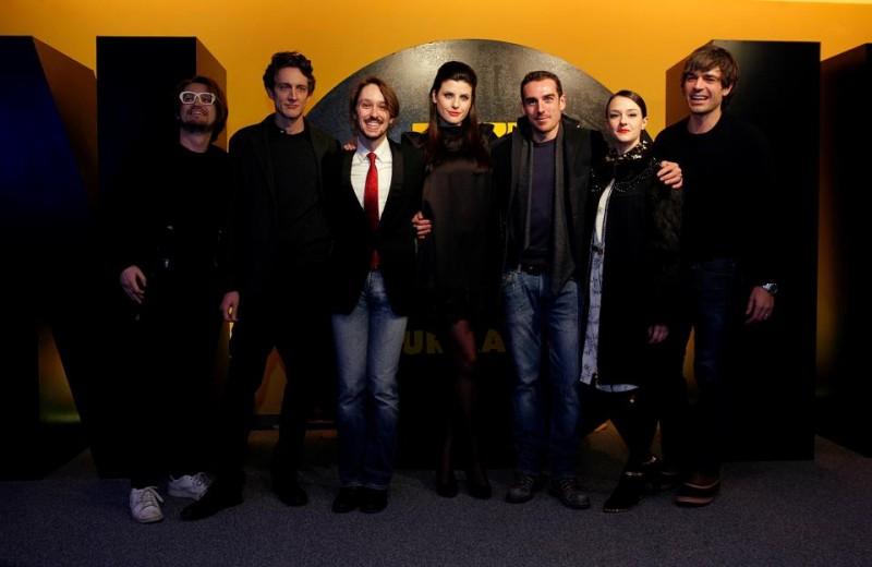 Cose Cattive Luca Argentero E Simone Gandolfo Con Il Cast A Courmayeur 2012 261061
