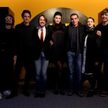 Cose cattive: Luca Argentero e Simone Gandolfo con il cast a Courmayeur 2012