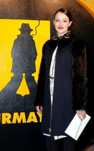 Cose cattive: Marta Gastini ospite a Courmayeur 2012