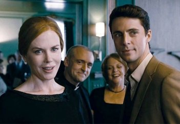 Stoker: Nicole Kidman e Matthew Goode in una scena del film
