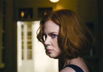 Stoker: Nicole Kidman in un arcigno primo piano tratto dal film