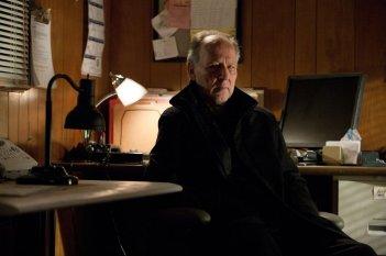 Jack Reacher: il grande Werner Herzog in una scena del film nei panni di The Zec