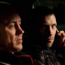 Jack Reacher: Jai Courtney in una scena